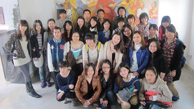 Chinese Friendly pone en marcha un proyecto para guiar a turistas chinos en Sevilla