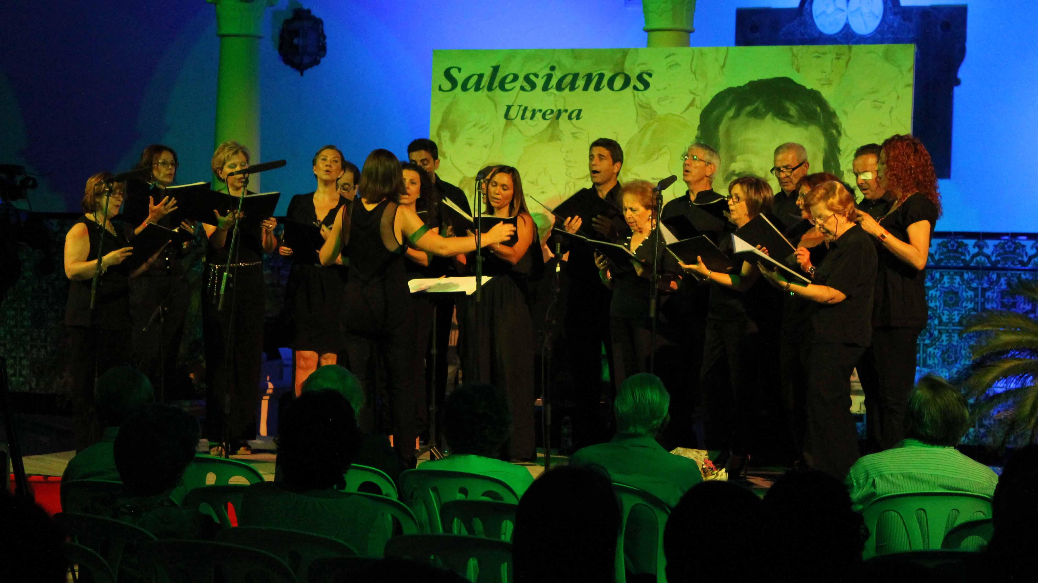 La buena música se dio cita en Los Salesianos de Utrera