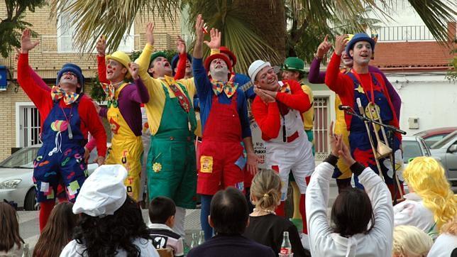 Doce chirigotas, trece comparsas y dos cuartetos en el concurso de carnaval de Los Palacios