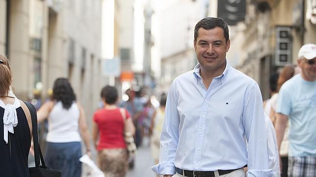 Junama Moreno, presidente del PP-A