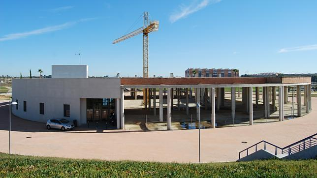 Edificio matriz del Parque de Investigación y Desarrollo Dehesa de Valme