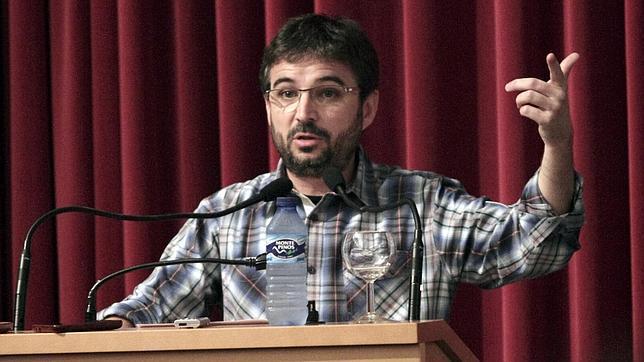 Jordi Évole, el presentador de «Salvados»