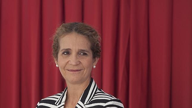 La Infanta Doña Elena