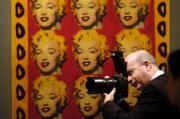 La exposición de obra gráfica de Andy Warhol es uno de los grandes atractivos de esta séptima edición. J. M. SERRANO
