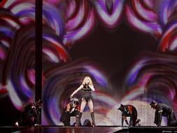 El concierto de Madonna se saldó con cinco hospitalizados y diecisiete toneladas de basura