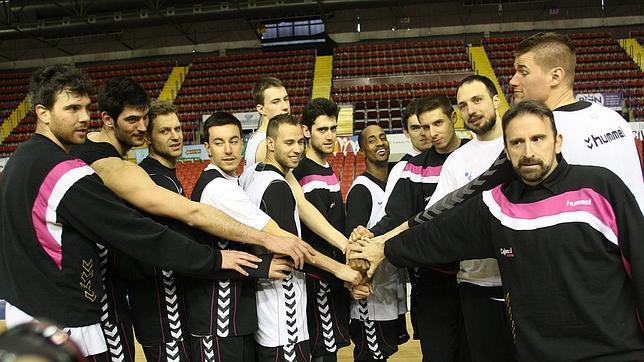 El Banca Cívica busca en la Copa el «bálsamo» a su actuación en la Liga