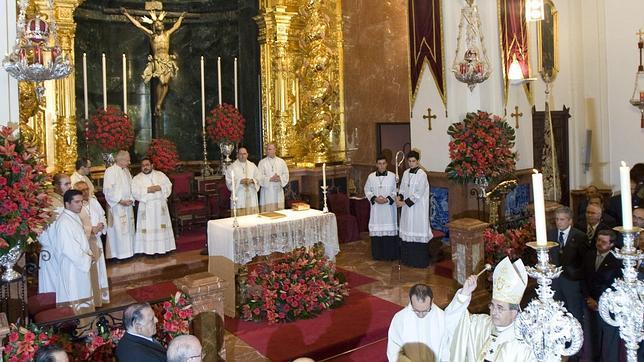 El Papa concede el título de Basílica Menor a la iglesia del Cachorro
