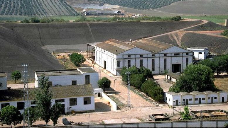 La fábrica de uranio de Andújar fue desmantelada en 1995