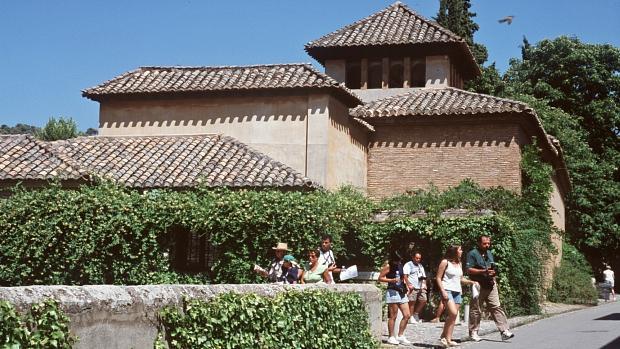 El Museo Ángel Barrios, la casa de la Alhambra donde residía el músico granadino