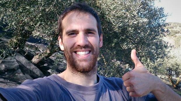 Iván Liñán, el granadino que ha perdido la vida en California.