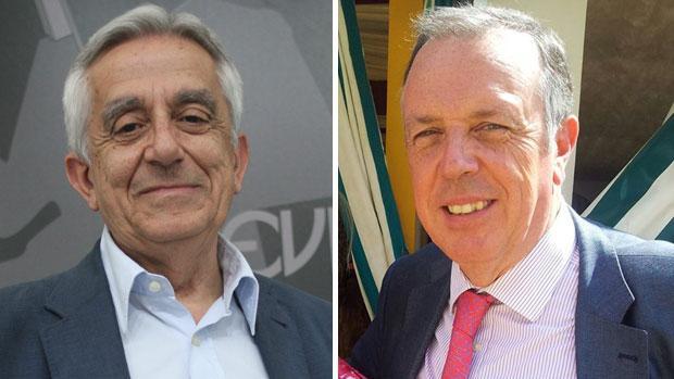 El escritor Antonio Rodríguez Almodóvar y el catedrático Rafael Cano son correspondientes andaluces en la RAE