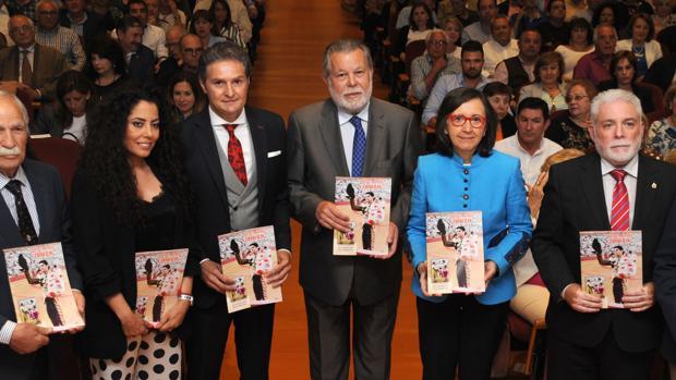 Presentación en La Merced de la revista sobre Chiquilín