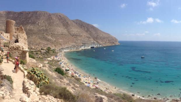 Tres Días En Las Playas Del Cabo De Gata