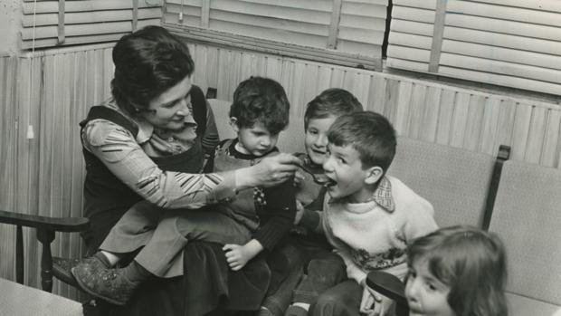 Resultado de imagen de familia supernumerosa años 70