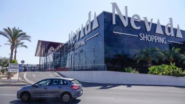 El Centro Comercial Granada Shopping de Granada.