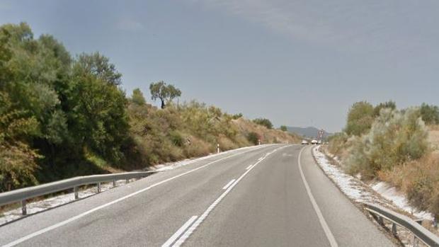 Carretera A-355