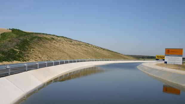 Canales de riego del Genil-Cabra