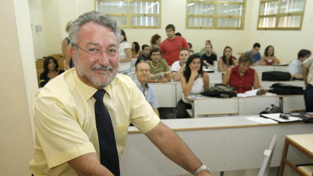 El exministro Bernart Soria