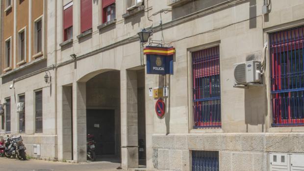 Comisaría de la Policía Nacional de Jaén
