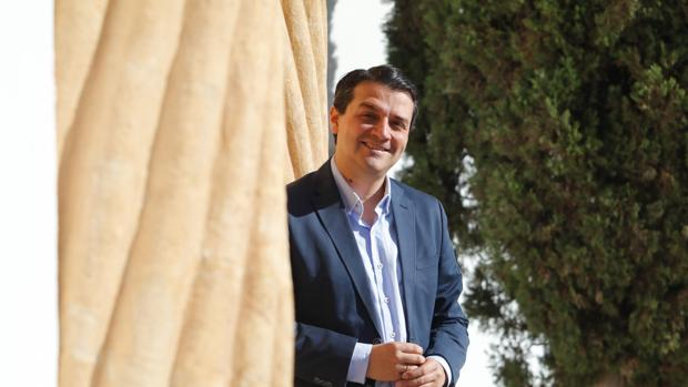 José María Bellido en su entrevista para ABC