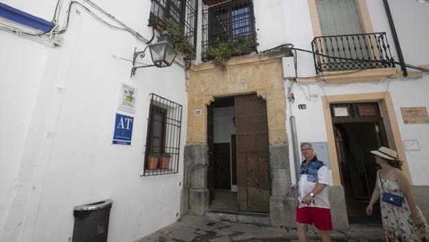 Imagen de archivo de un apartamento turístico en la capital cordobesa
