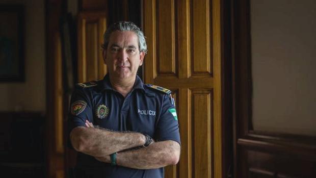 José Antonio Moreno dimitió hace unos días como jefe de la Policía Local de Granada