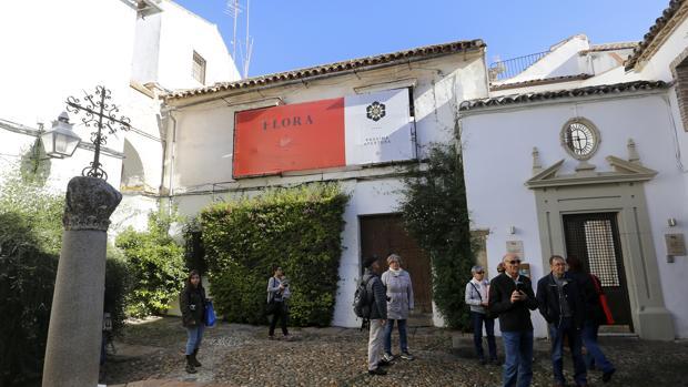 Calleja de las Flores en el Casco Histórico de Córdoba