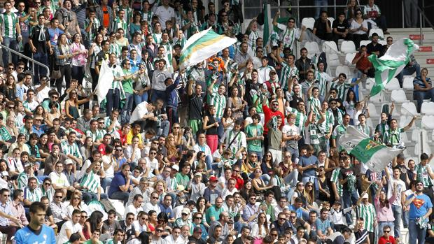Afición del Córdoba CF