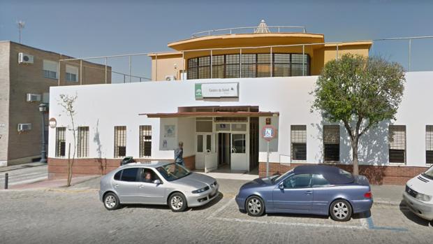 El centro de salud de Moguer recibió la mayor parte de los afectados durante la pasada noche