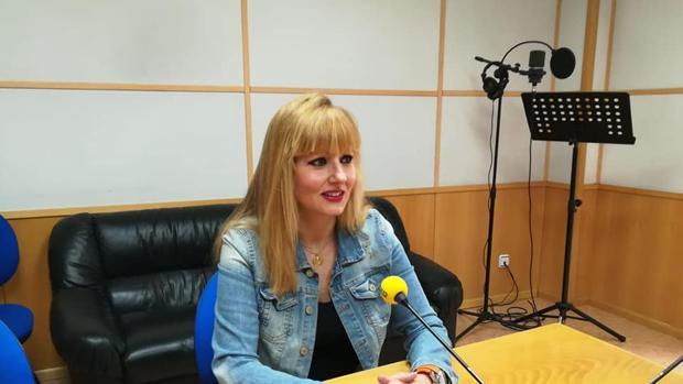 María Cantos, portavoz de Ciudadanos en el Ayuntamiento de Jaén