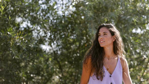 La agricultura e «influencer» Lorena Guerra