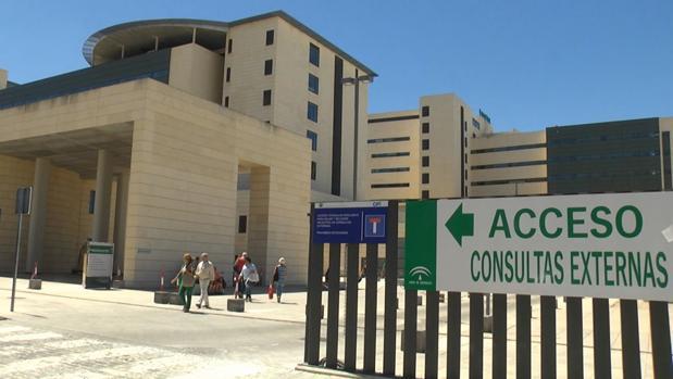 El Hospital San Cecilio del PTS, en Granada, donde falleció el bebé el pasado 24 de enero.