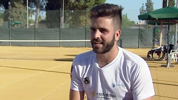 Captura de imagen de un vídeo de Pelayo Novo