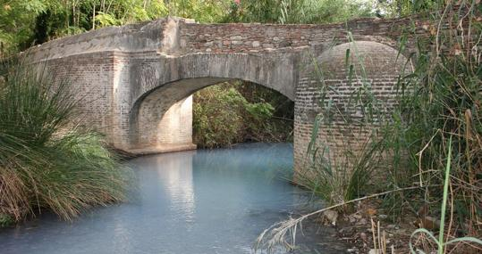 Bains romains de la Hedionda