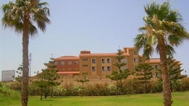 Imagen de la residencia Nuestra Señora del Rosario de Los Barrios
