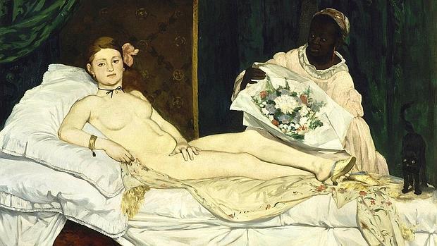«Olympia», de Manet