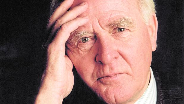 El escritor británico John le Carré