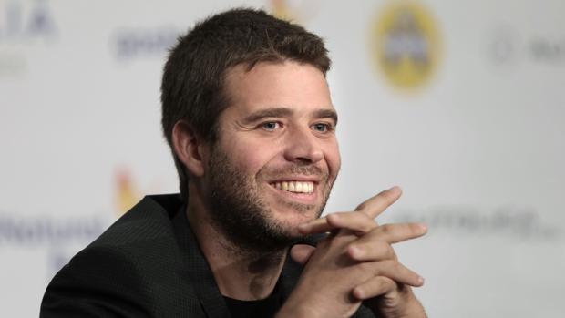 El escritor y guionista Pablo Tébar