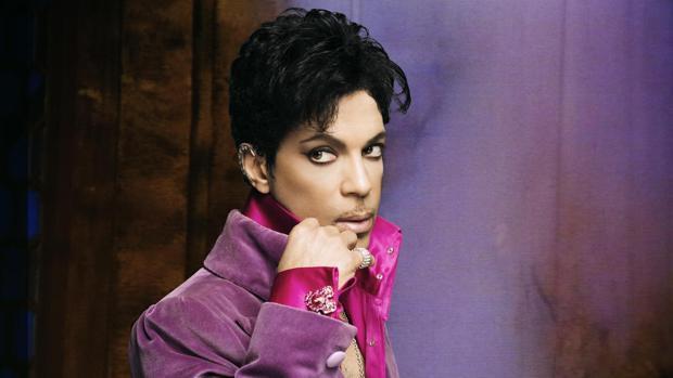 Foto de archivo del cantante Prince