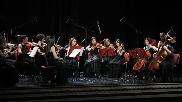 Concierto de la Orquesta Almaclara