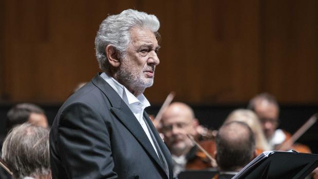 Plácido Domingo interpreta en Salzburgo su papel número ciento cincuenta, Zurga en «Les Pêcheurs de perles»