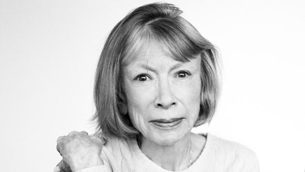 Joan Didion, en una imagen reciente