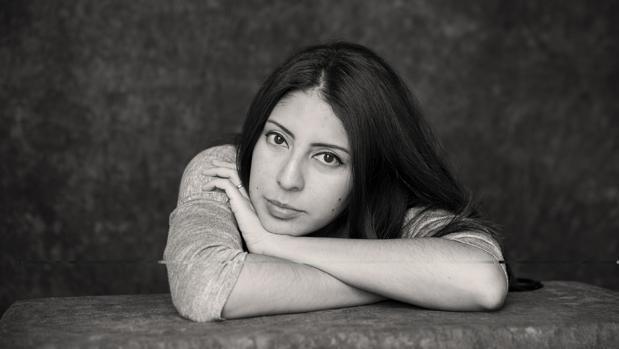 La escritora Mónica Ojeda
