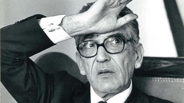 El arquitecto José Antonio Coderch de Sentmenat