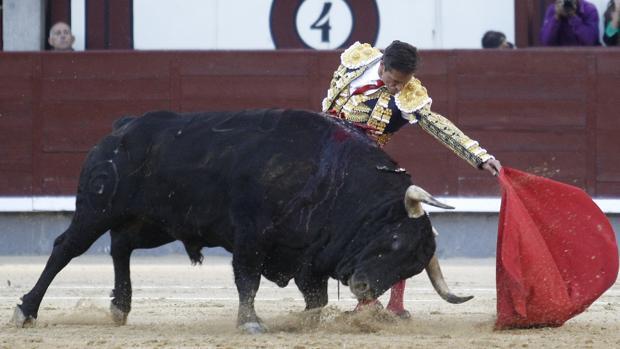 Diego Urdiales, en Las Ventas
