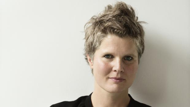 La filósofa alemana Svenja Flasspöhler, autora de «La potencia femenina: Por una nueva feminidad»