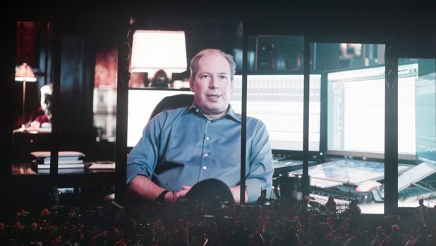 El espectaculo The World of Hans Zimmer llena el Palau Sant Jordi,
