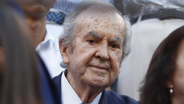 Alberto Baillères, el pasado sábado en Las Ventas
