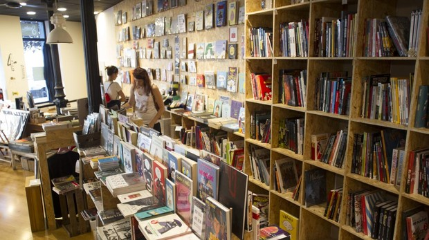 Las librerías, como las biciletas, también son para el verano