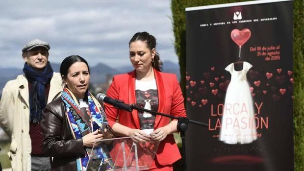 La cantaora Marina Heredia y la bailaora Eva la Yerbabuena protagonizan este festival